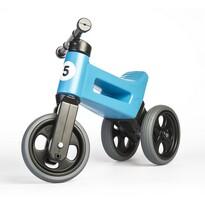 Teddies Odrážadlo Funny wheels Rider Sport 2v1, modrá