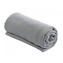 Ręcznik chłodzący szary, 32 x 90 cm