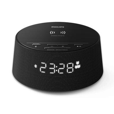 Philips TAPR702/12 radiobudík s Bluetooth a nabíječkou, 13,5 x 13,5 x 6,1 cm