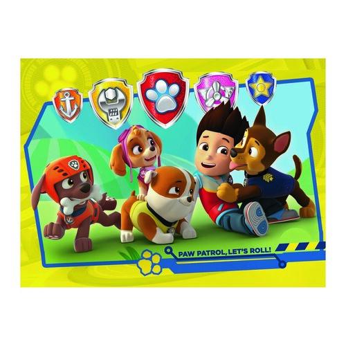 Trefl Puzzle Mancs őrjárat, Ryder és barátai, 30 részes