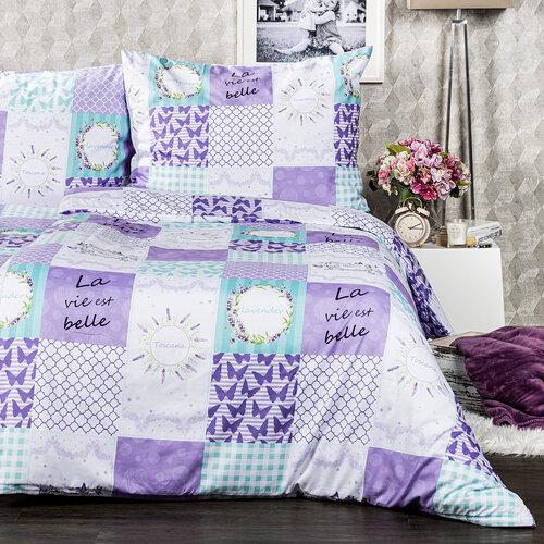 4Home Obliečky Lavender micro, 160 x 200 cm, 70 x 80 cm