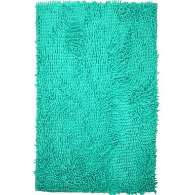 Koupelnová předložka Rasta Micro tyrkysová, 50 x 80 cm