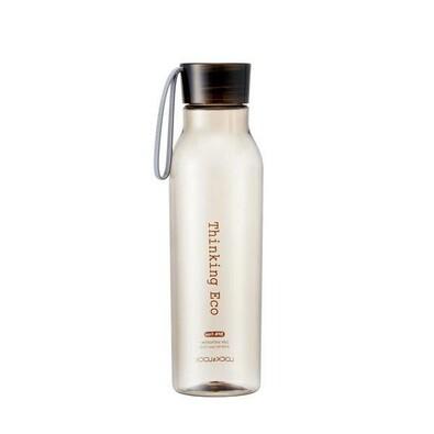 LOCKnLOCK Butelka do wody Bisfree Eco 550 ml, brązowy