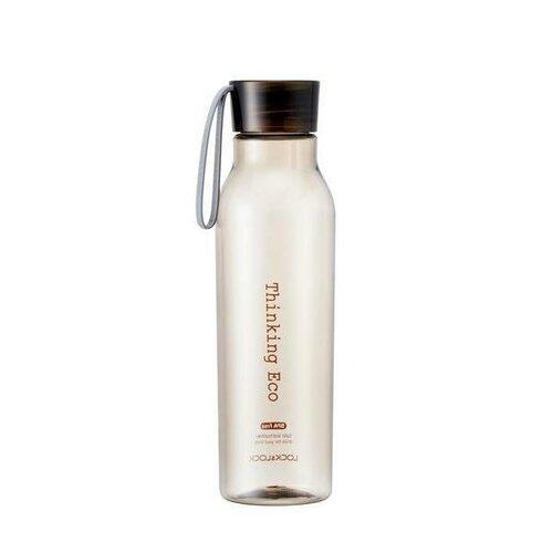 LOCK&LOCK Láhev na vodu Bisfree Eco 550 ml, hnědá