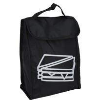 Chladiaca taška Lunch break čierna 24 x 18,5 x 10 cm