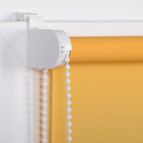 Roleta MINI Rainbow Line pomarańczowy 57 x 150 cm
