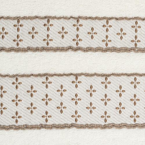 Osuška Vanesa biela, 70 x 140 cm