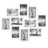 Ramka do 10 zdjęć Sułtan, biały