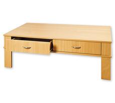 Konferenční stolek, přírodní