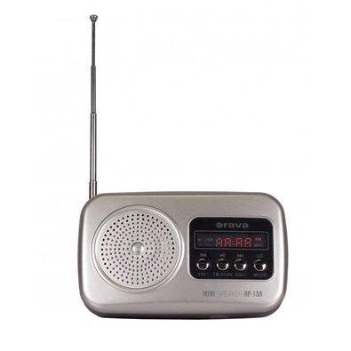 Orava RP-130 S prenosný rádioprijímač