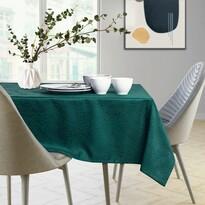 AmeliaHome Față de masă Gaia, verde, 110 x 110 cm