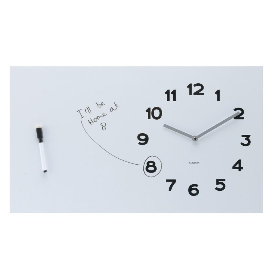 Karlsson 5218 nástenné hodiny