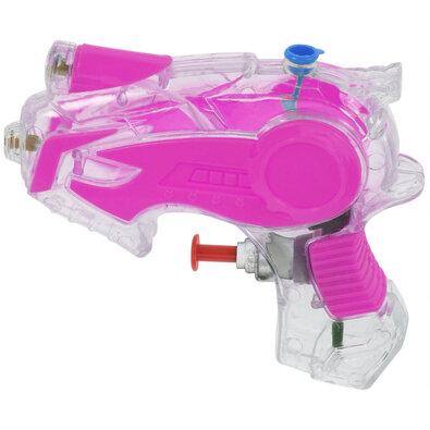 Koopman Vodní pistole růžová, 13 cm
