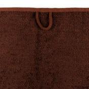 4Home Ručník Bamboo Premium tmavě hnědá, 50 x 100 cm