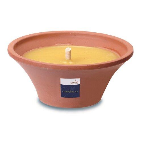 SPAAS Svíčka Citronella, pr. 18 cm