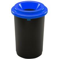 Aldotrade Kosz na śmieci na odpady segregowane Eco Bin 50 l, niebieski