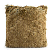 Polštářek Moiry hnědá, 40 x 40 cm