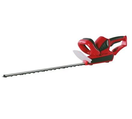 Elektrické nůžky na živý plot Matrix HT 680/59, červená