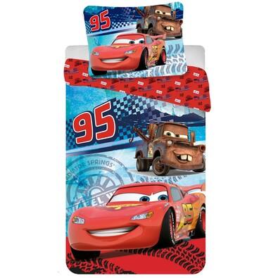 Dětské bavlněné povlečení Cars speed