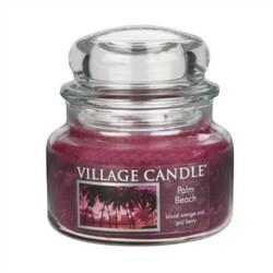 Village Candle illatgyertya, Pálmafás part - Palm Beach, 269 g