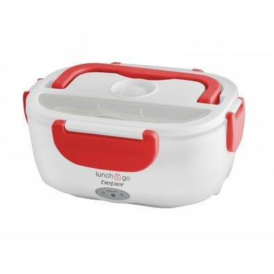 BEPER 90920-R elektrický obědový box, červená