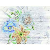 Fototapeta XXL Flores 360 x 270 cm, 4 díly