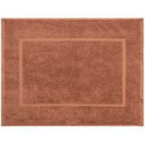 Comfort fürdőszobaszőnyeg, barna, 50 x 70 cm