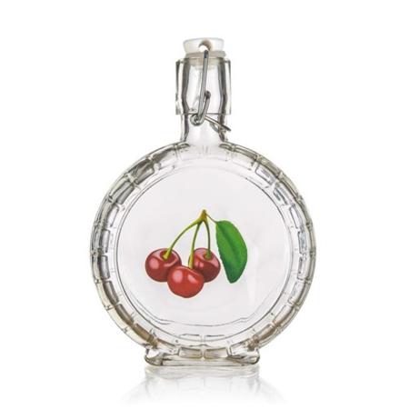 Banquet Ploskačka s hermetickým vekom Cherry 400 ml