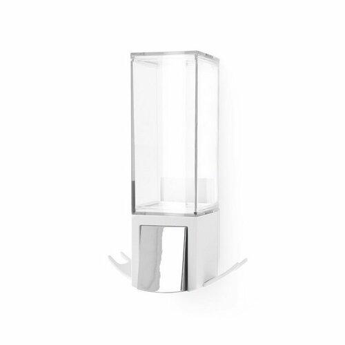 Compactor Nástenný dávkovač mydlovej peny Edge500 ml, biela