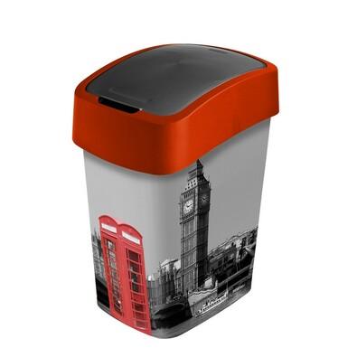 Curver Flipbin odpadkový koš London, 25 l