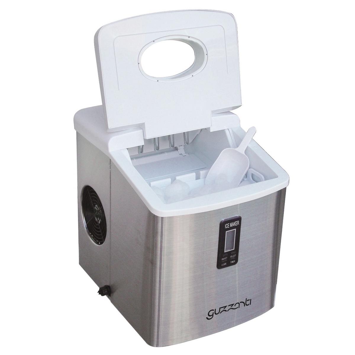 Guzzanti GZ 123 výrobník ledu