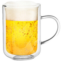 4Home Thermo pohár Beer classic Hot&Cool 550 ml, 1 db