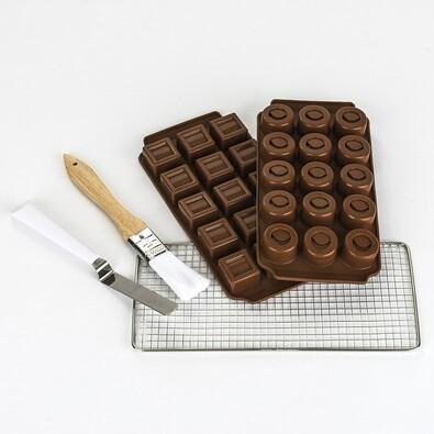 Zenker Formy na čokoládu