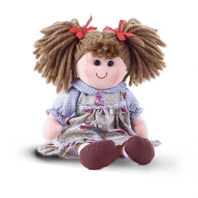 Rappa Handrová bábika Tonička, 30 cm