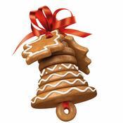 Tescoma Souprava vykrajovátek vánoční zvoneček