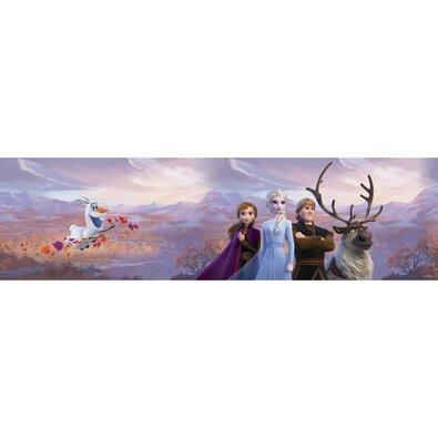 Poster autocolant Regatul zăpezii 2, 500 x 14 cm