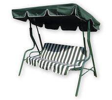 Happy Green Stripy II kerti hintaágy
