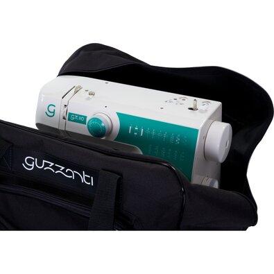 Guzzanti GZ 007 univerzálna taška, čierna