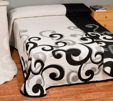 Prikrývka na posteľ Agáta, 240 x 260 cm