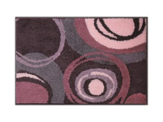 Koupelnová předložka PACIOS fialová, 60 x 90 cm