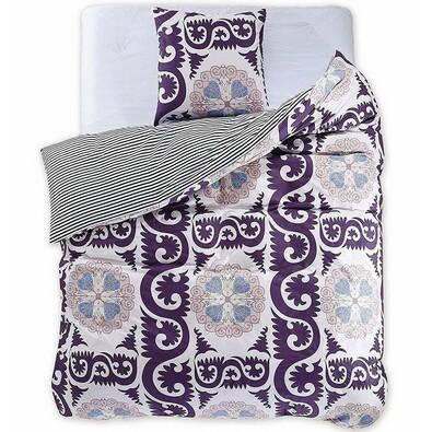 DecoKing Bavlnené obliečky Walther, 200 x 220 cm, 2x 80 x 80 cm