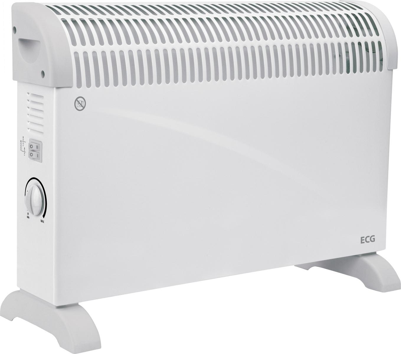 ECG TK 2020 teplovzdušný konvektor