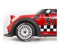 Minicooper WRC R60, 1:24, Buddy Toys, červená