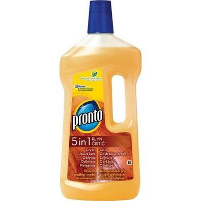 Pronto Mýdlový čistič na podlahy 5v1, 750 ml