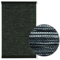 Roleta easyfix přírodní black&white, 120 x 150 cm