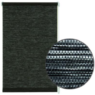 Roleta EasyFix prírodná black & white, 75 x 150 cm