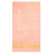 Ręcznik Bamboo Gold łososiowy, 50 x 90 cm