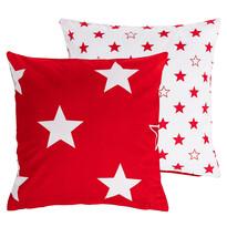 Față de pernă 4Home Stars red