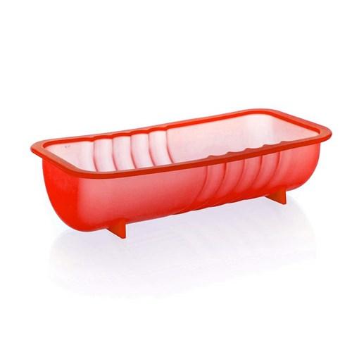 Banquet Forma na srnčí chrbát Culinaria Red 26 x 13 x 6,5 cm