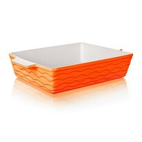 Formă de copt dreptunghiulară Banquet Culinaria  Orange 3, 3x21 cm